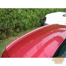 PAINTED REAR TRUNK BOOT LIP SPOILER FOR Subaru Impreza STI WRX 2010-2012