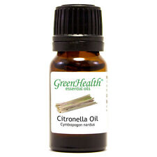 15 ml Citronella Essential Oil (100% Pure & Natural) - GreenHealth