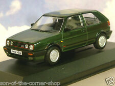 VANGUARDS 1/43 1990 VOLKSWAGEN VW GOLF MK2 MKII GTi 16V OAK GREEN RHD VA13604A