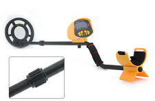 Metal Detector 'Treasure Hunter' - 8.2 Inch Water Resistant Coil. LCD Display, D