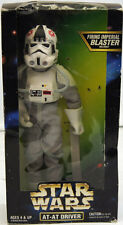 """Star Wars AT-AT Driver 12"""" Action Figure 1:6 Scale NIB Kenner 1997"""