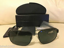Brand New Prada Black Sunglasses SPR58N **LOOK**