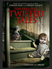 Tom Holland's Twisted Tales~New in Cardboard Sleeve~9 Tales