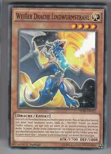 YU-GI-OH Weißer Drache Lindwurmstrahl Common SDSE-DE022