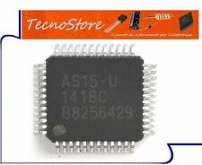 IC AS15U AS15-U CIRCUITO INTEGRATO IN SMD PER TCON SAMSUNG E NON SOLO