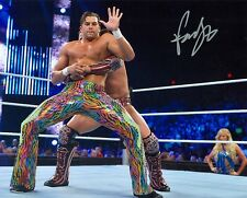 FANDANGO WWE SIGNED AUTOGRAPH 8X10 PHOTO #4 W/ PROOF