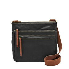 "Fossil ZB6845 ""COREY CROSSBODY"" Black Color Hand Bag ZB6845001"