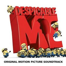 Despicable Me (Soundtrack) : Format: Audio CD FREE SHIPPING NEW