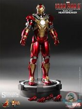 1/6 Iron Man 3 Mark 17 Heartbreaker Movie Masterpiece By Hot Toys