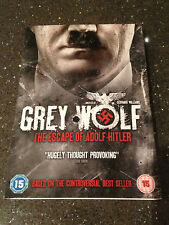 GREY WOLF THE ESCAPE OF ADOLF HITLER       - UK DVD--  NEW/SEALED   WW2  WAR