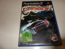 PlayStation 2  PS 2  Need for Speed: Carbon
