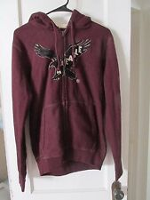 Men's American Eagle Zip Hoodie Fleece Lined Size Small NWOT
