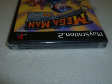 BRAND NEW SEALED PLAYSTATION 2 GAME MEGAMAN ANNIVERSARY COLLECTION CAPCOM NFS