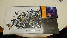 Overwatch Collectors Edition  Artbook, Soundtrack & Cards *No Game*