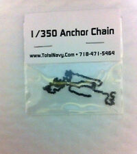 Model Ship Anchor Chain 1/350 Scale