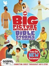 The Big Picture Interactive Bible Stories for Toddlers : Connecting Christ...