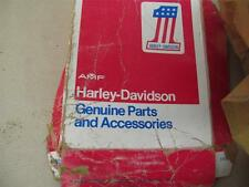Genuine nos Harley Davidson Shovelhead 1200 Pistón Anillo Conjunto 22327-55 + .010 NAK7
