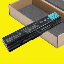 New battery for toshiba A300D A300 A210 A200 M205 M200 L555D L555 L550D L550 T43