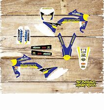 SHERCO TC FC 14 15  FULL MOTOCROSS GRAPHICS KIT-DECALS-STICKERS-STICKER-MX