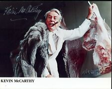 """Kevin McCarthy Signed Autographed Photo - """"Innerspace"""" """"UHF"""" """"Body Snatchers"""""""