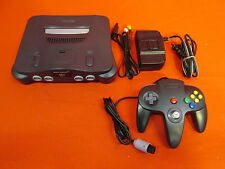 Nintendo 64 System Video Game Console Very Good 9328