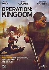 Operation: Kingdom ( Action-Thriller ) Jamie Foxx, Jennifer Garner, Tim McGraw