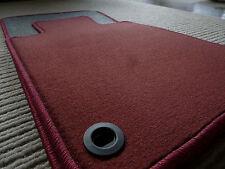 $$$ Original Lengenfelder Fußmatten passend für BMW M3 3er E30 Cabrio + WEINROT