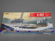 Mirage Hobby U-803  SUBMARINE Torpedo Boat   1:400  Model Ship Kit #ooB4