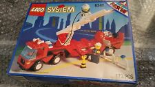 "LEGO 6340 ""Hook and Ladder"" NIB 1994 NIB Sealed Fire Truck Lego System Retired"