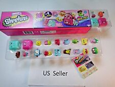 Shopkins SEASON 5 20 Shopkins MEGA PACK + 4 Petkin Backpacks NEW US Seller