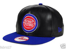 Detroit Pistons New Era Smoothly Stated Snapback 9fifty NBA hat cap NWT Bad Boys