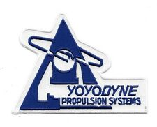 Buckaroo Banzai's Yoyodyne Propulsion Institute Embroidered Patch, NEW UNUSED