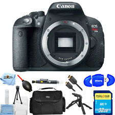 Canon EOS Rebel T5i DSLR Camera (Body Only)!! STARTER BUNDLE BRAND NEW!!