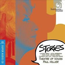Stories: Berio and Friends Super Audio Hybrid CD (CD, May-2011, Harmonia Mundi)