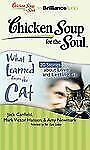 Chicken Soup for the Soul: What I Learned from the Cat - 20 Stories about Love a