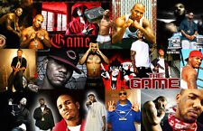 The Game Collage Poster