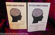 MYSTIC MIND POWER Finbarr Occult Magic Grimoire Magick Witchcraft Carl Nagel