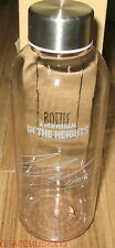 IN THE HEIGHTS KOREA SM MUSICAL OFFICIAL GOODS EXO CHEN SIGNATURE BOTTLE NEW