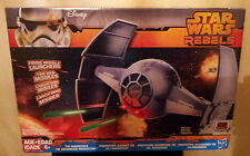 STAR WARS REBELS INQUISITOR'S TIE ADVANCED PROTOTYPE FIGHTER HASBRO CANADIAN BOX