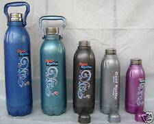 Cool Sprite Insulated Water Bottle 1000 ml (1 Litre) ,Vat Bill, MF Guarantee+CAP