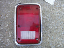 1980 Dodge B200 Van RH Tail Lamp w/Chrome Bezel 78-82 Plymouth Van