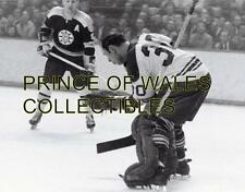 BRUCE GAMBLE TORONTO MAPLE LEAFS 8X10 PHOTO
