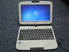 MA technology touch 2600 Intel Atom N2600 1.6GHz 32bit windows 7 160GB laptop