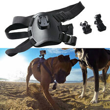 Back Dog Pet Harness Chest Mount Strap Accessories For GoPro 1 2 3 3+ 4 Camera