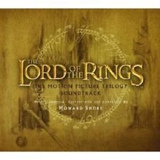 HOWARD SHORE (COMPOSER)/OST- LORD OF THE RINGS,THE-BOX SET 3 CD  SOUNDTRACK NEW+