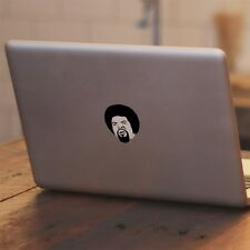 "Rapper Ice Cube Decal Sticker Skin for Apple Macbook Pro & Air 13"" 15"" 17"""