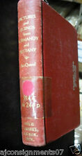 Pictures and Legends from Normandy and Brittany Book 1881