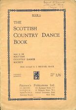 The Scottish Country Dance Book : Book 5 by Diack, J. Michael (softback)