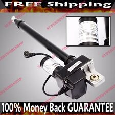 """New Heavy Duty Linear Actuator 8"""" (200mm) Stroke 220 Pound Max Lift 12V DC 9mm/s"""