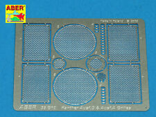 1/35 ABER 35 G10 GRILLES for GERMAN PANTHER Ausf. A & D  for DRAGON kits